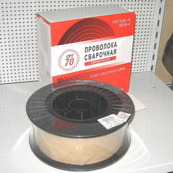 1,0 СРТ-70/AWS:ER70S-6 (кассета15кг) поддон-72уп.